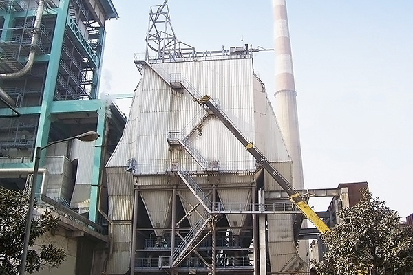 Float Glass Kiln Waste Heat Boiler