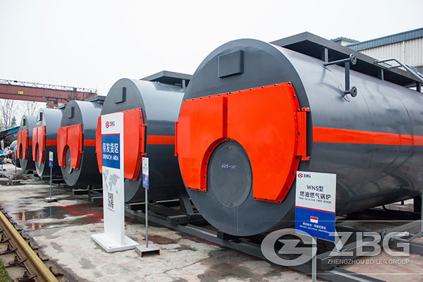 Heavy Fuel Oil Boiler