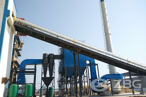 20 Ton Biomass Power Plant Boiler in China