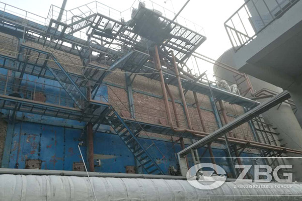 75 Tons Waste Heat Boiler for Chemical Plant