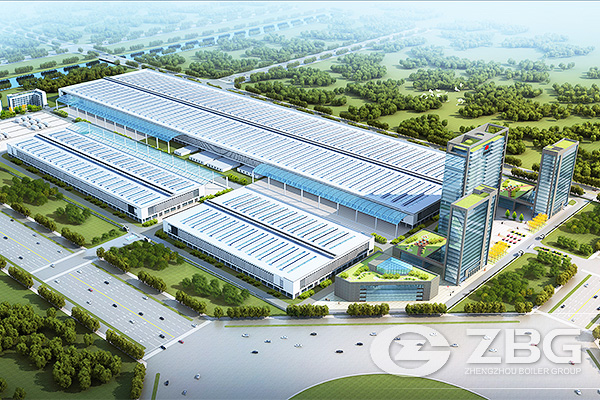 ZBG Industrial Park Project