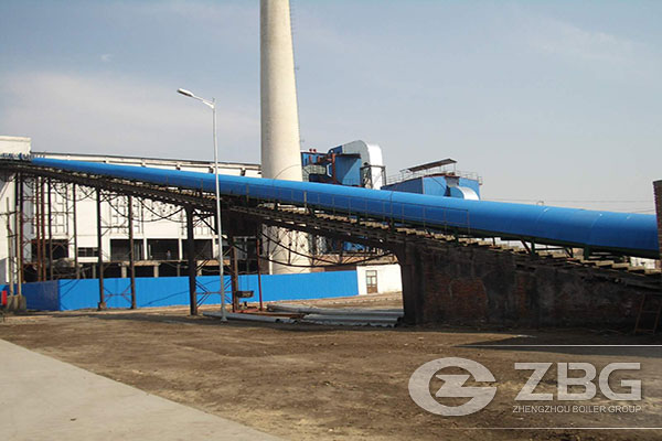 75 Ton Biomass Fired Power Plant Boiler