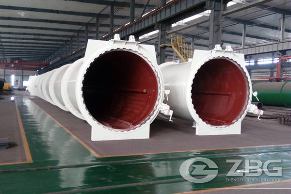 2 Sets of Autoclaves in AAC Block Production Line