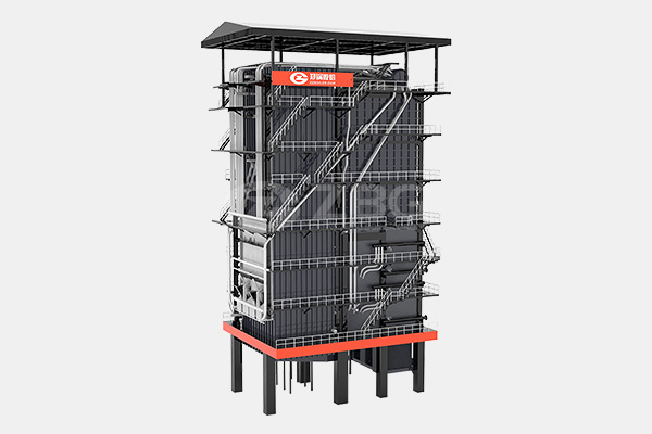SHX Series Circulating Fluidized Bed Boiler