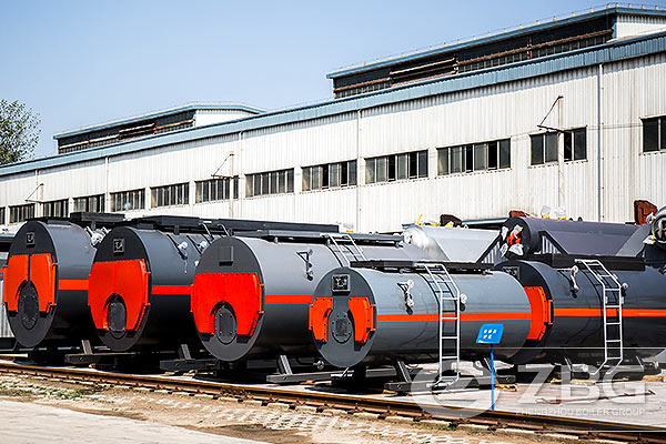 Application of Fire Tube Boiler