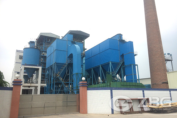 60 Tons Power Plant Boiler Project