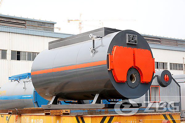 WNS Gas Steam Boiler and SZS Gas Steam Boiler