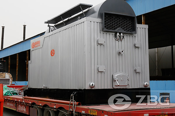10 ton coal fired steam boiler Vietnam