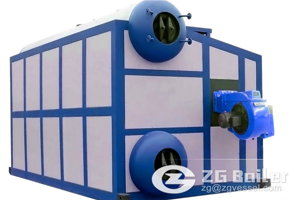 Water Tube Boiler ~ Why you should choose d type water tube boiler gas and oil