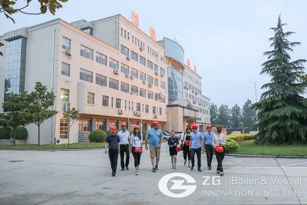 June 5th Clients From America Visited ZBG: Hope For Further Cooperation In American Markets