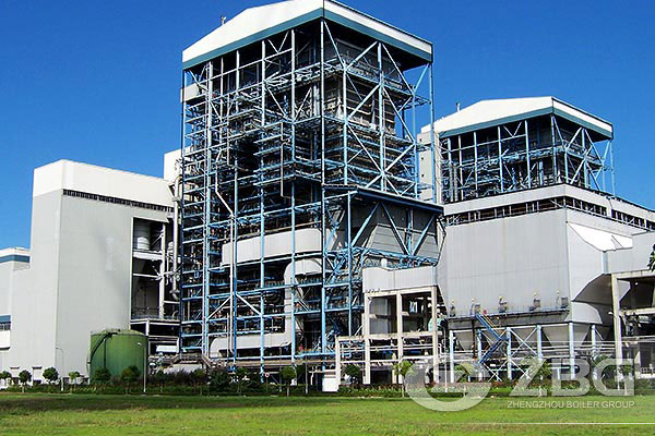 Boiler and Auxiliaries In Coal Fired Thermal Power Station-ZBG Boiler