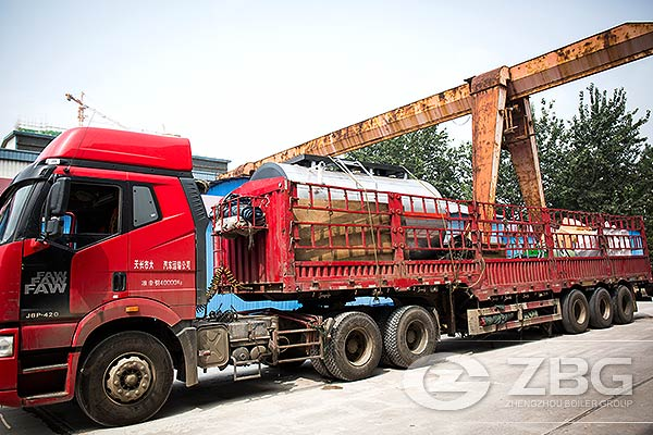 oil fired boiler 2 ton Vietnam