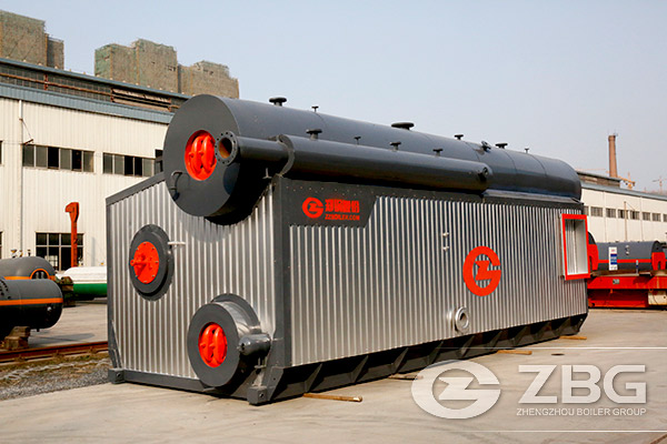 Boiler for Petroleum Refining Industry