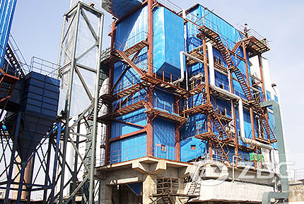 bagasse fired biomass power plant boiler Bagasse, a biomass fuel, is the waste generated by the sugar-making process   sugar plant of the latest design generates steam of 4mpa at the bagasse boiler   840 kj/kg, and taking 90%as oil-burning boiler efficiency, 595 kg of bagasse.