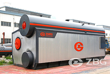 D type Water Tube Boiler