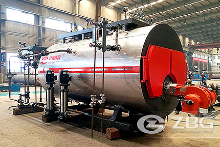 WNS Oil & Gas Fired Boiler