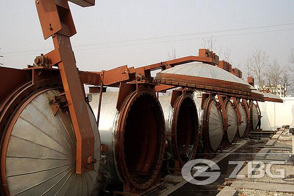 Shandong Gaoyang AAC plant Project