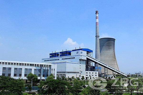 110 ton CFB boiler to India