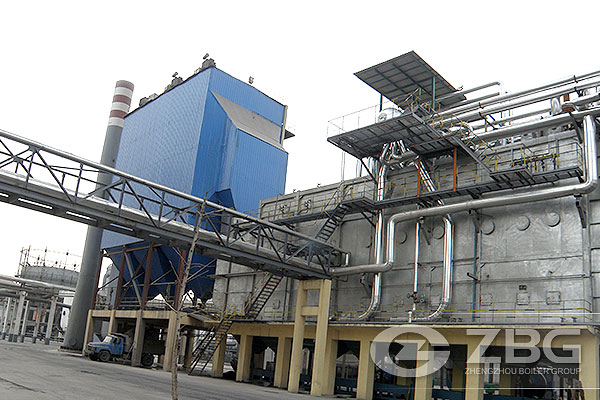 Waste Heat Recovery Boiler Exported to Brazil
