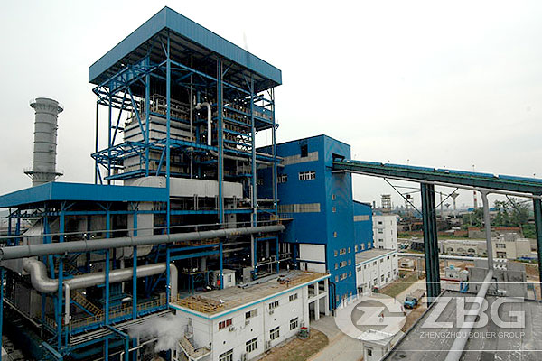 50 Ton Waste Heat Boiler for Power Plant in Vietnam
